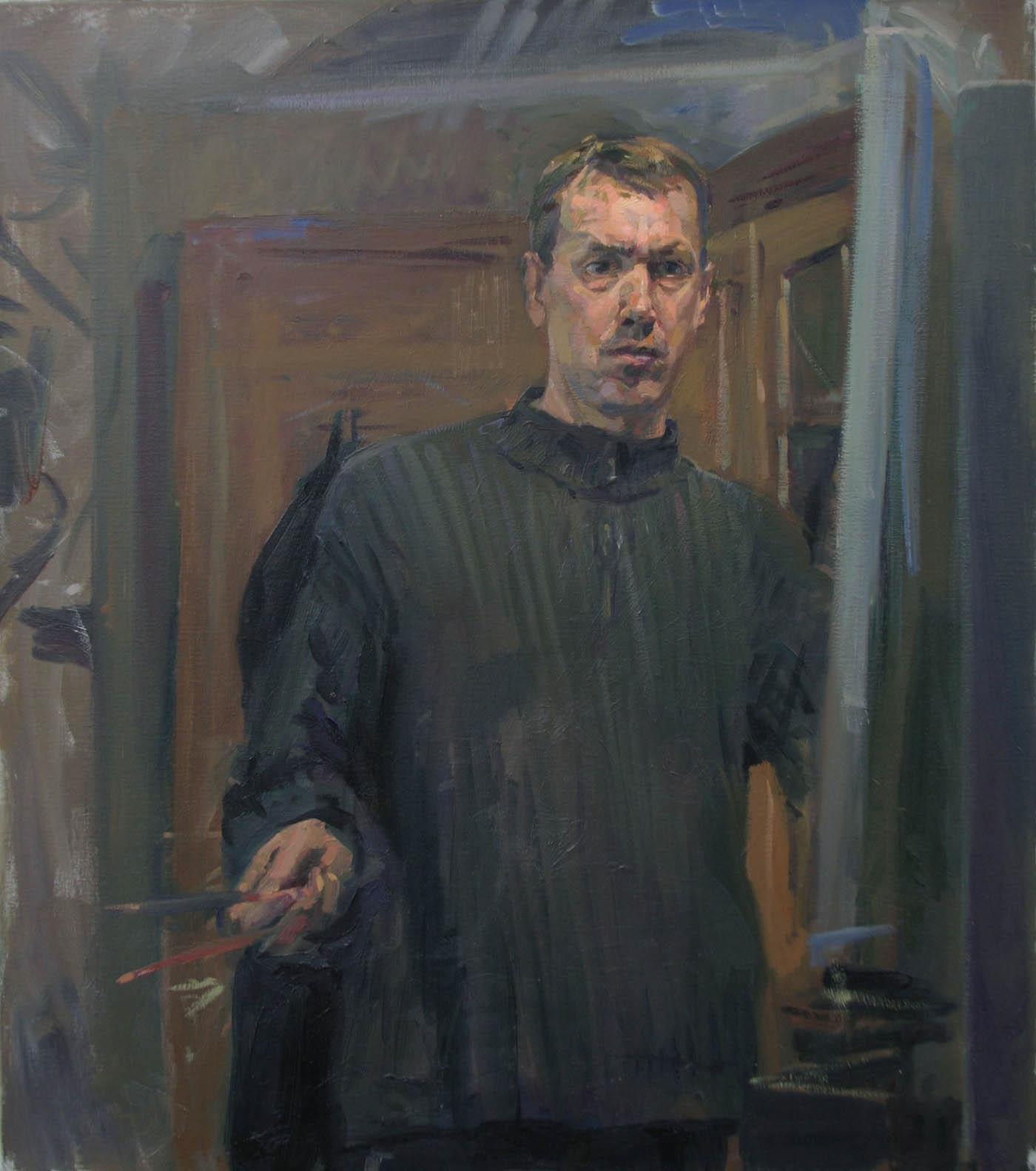 Aapo Pukki autoportree võitis Ameerikas esikoha