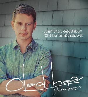 Juhan Ungru kristliku muusikaga debüütalbum